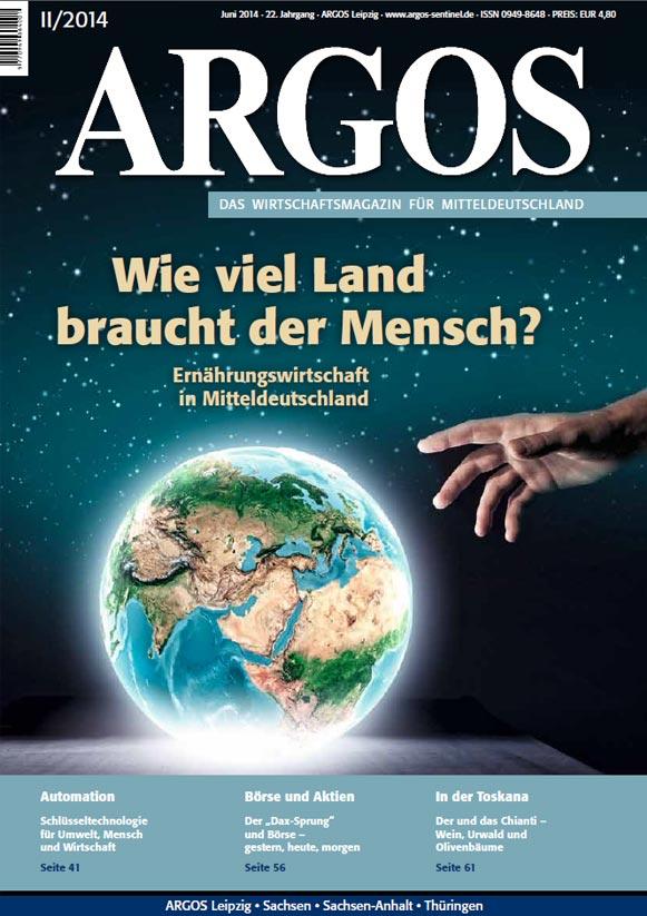 ARGOS-Ausgabe II/2014